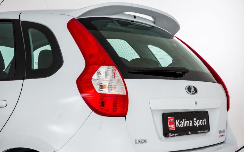 Обзор LADA Kalina Sport версии: фотографии интерьера и экстерьера авто