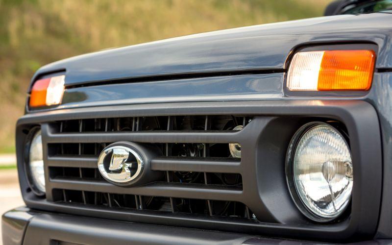 Обзор LADA 4x4 Urban 5 дв.: фотографии интерьера и экстерьера авто