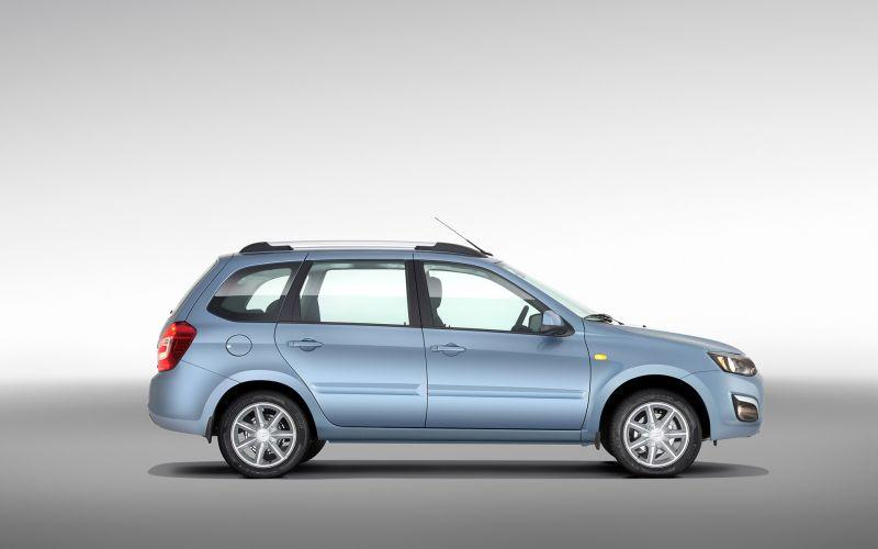 Обзор LADA Kalina универсал: фотографии интерьера и экстерьера авто