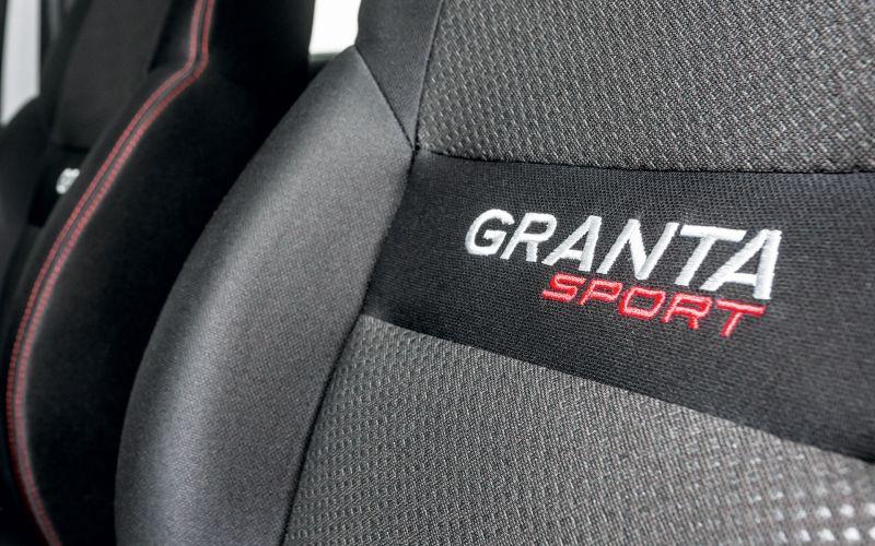 Обзор LADA Granta 2011-2018 Sport версии: фотографии интерьера и экстерьера авто