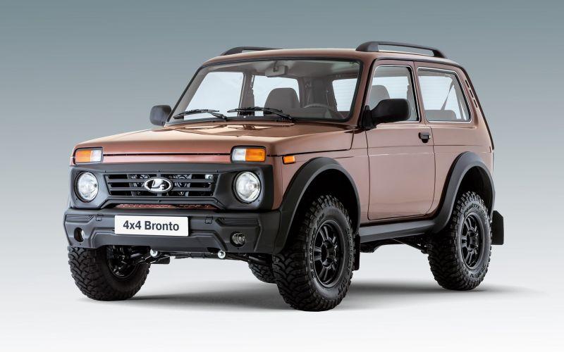 Обзор LADA 4x4 Bronto: фотографии интерьера и экстерьера авто