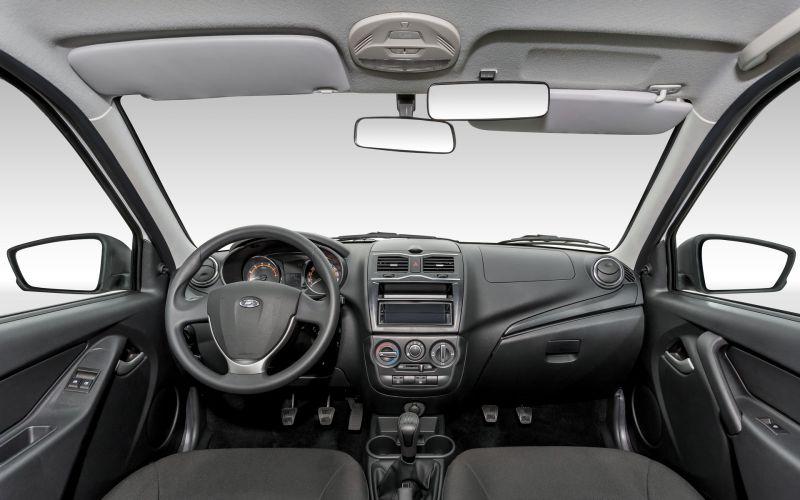 Обзор LADA Granta учебная: фотографии интерьера и экстерьера авто