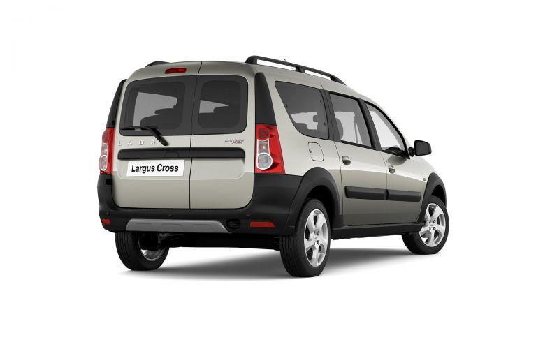 Обзор LADA Largus Cross: фотографии интерьера и экстерьера авто