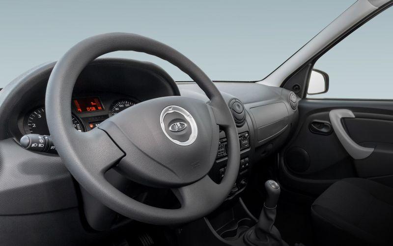 Обзор LADA Largus фургон: фотографии интерьера и экстерьера авто