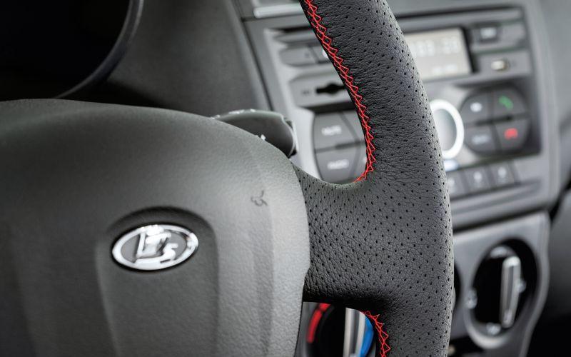 Обзор LADA Granta Drive Active: фотографии интерьера и экстерьера авто