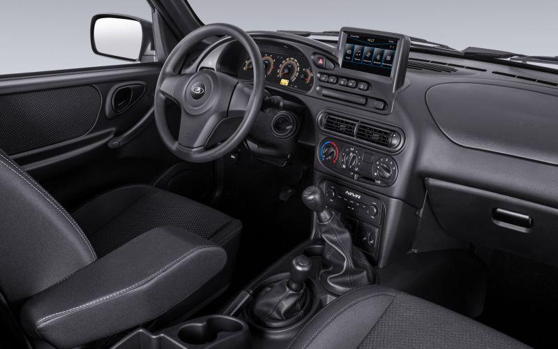 Обзор LADA Niva : фотографии интерьера и экстерьера авто