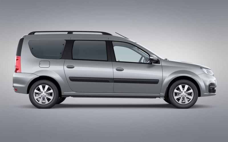 Обзор LADA Новый Largus универсал: фотографии интерьера и экстерьера авто