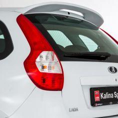 Фото LADA Kalina Sport версии: интерьер и экстерьер автомобиля
