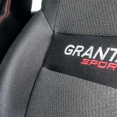 Фото LADA Granta 2011-2018 Sport версии: интерьер и экстерьер автомобиля