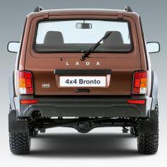 Фото LADA 4x4 Bronto: интерьер и экстерьер автомобиля