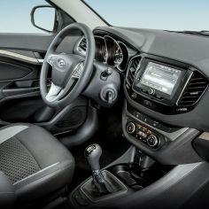 Фото LADA Vesta CNG: интерьер и экстерьер автомобиля