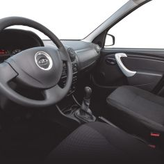 Фото LADA Largus фургон: интерьер и экстерьер автомобиля