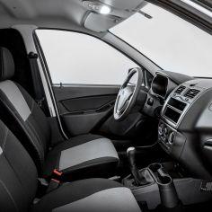 Фото LADA Granta фургон: интерьер и экстерьер автомобиля