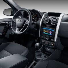 Фото LADA Новый Largus универсал: интерьер и экстерьер автомобиля