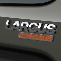 Фото LADA Новый Largus Cross: интерьер и экстерьер автомобиля