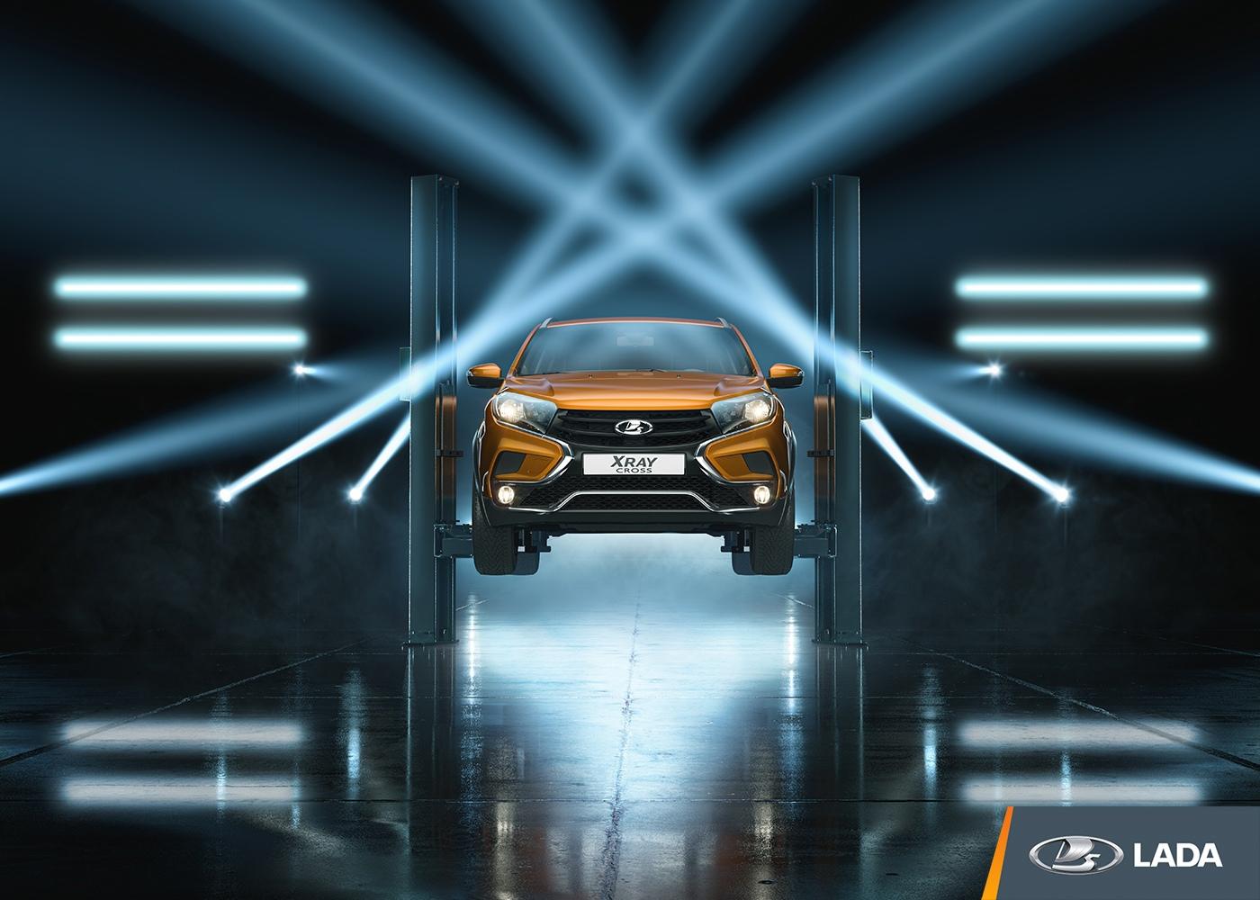 Взгляните на сезон по-новому со специальными предложениями для вашего автомобиля LADA.