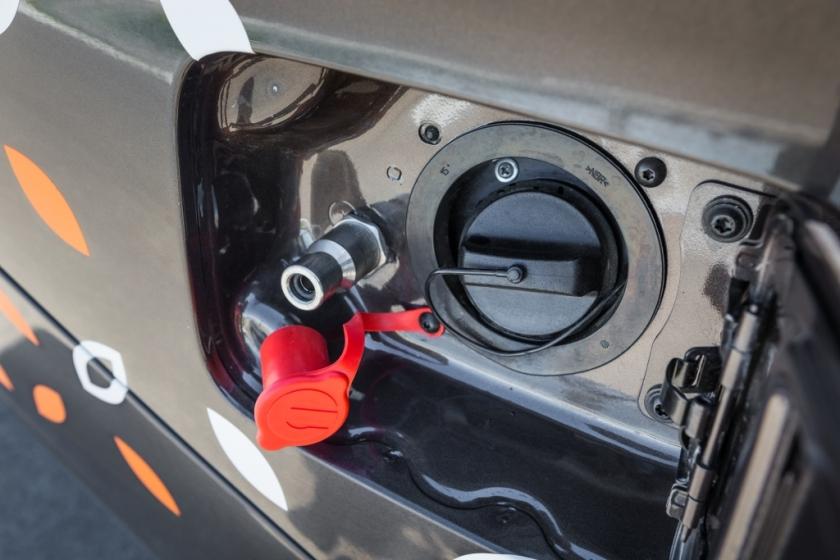 LADA Vesta CNG - АВТОВАЗ начал производство двухтопливной версии автомобиля!