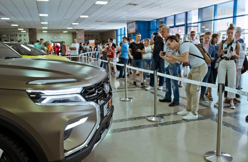 День открытых дверей на АВТОВАЗе: более 20 тысяч гостей