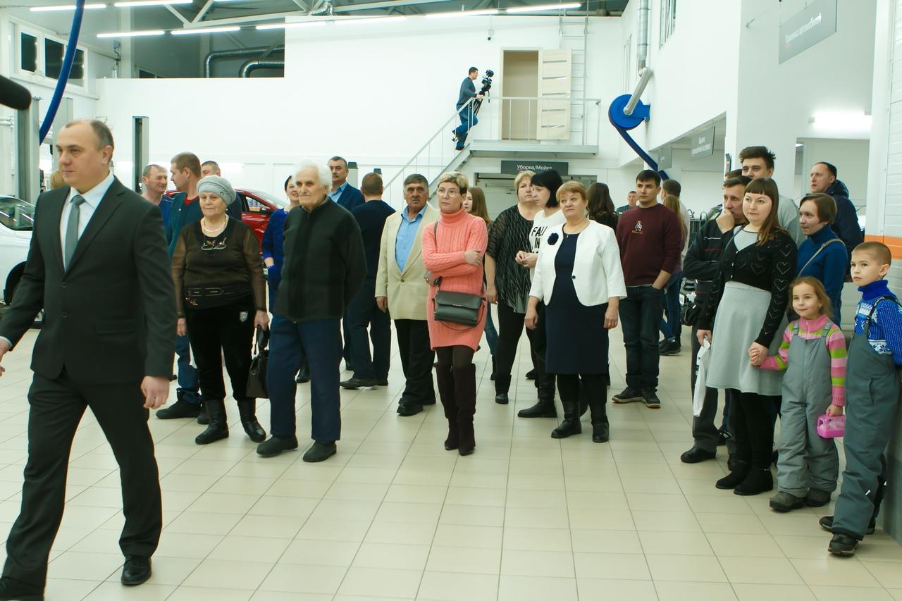 LADA: обновленный дилерский центр в Южноуральске открыл двери