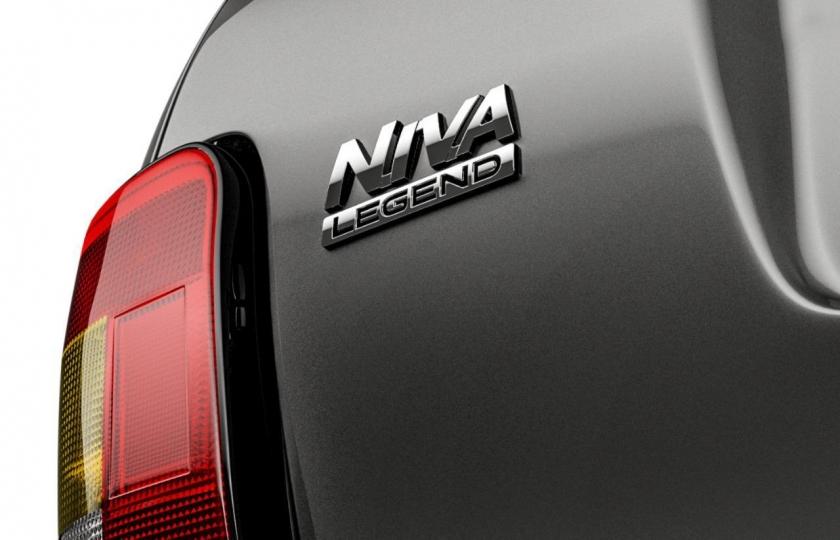 LADA Niva Legend: новое имя для культовой модели