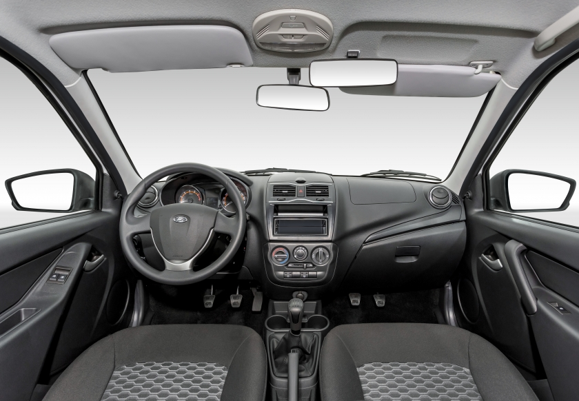 LADA Granta - новая модель научит вождению
