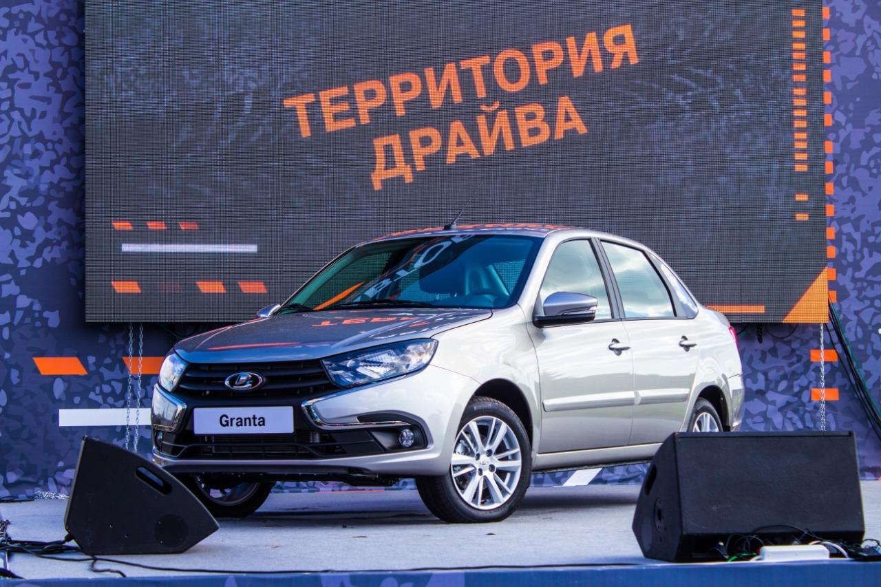 День открытых дверей на автозаводе в Тольятти