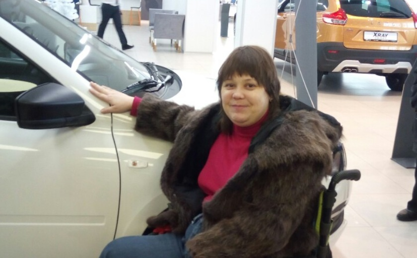 LADA Granta - помощник людям с ограниченными возможностями
