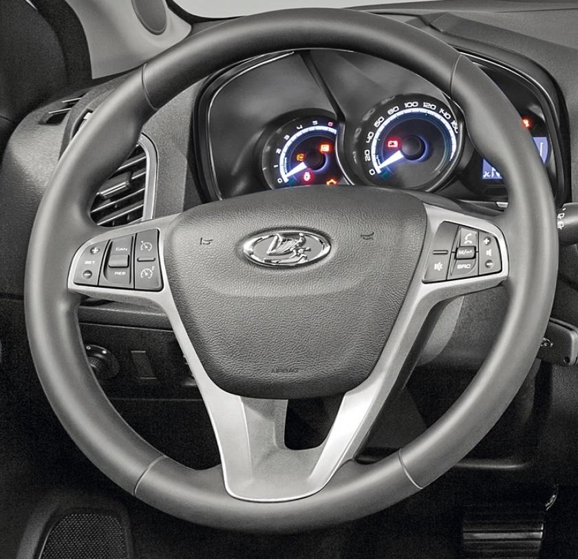 LADA XRAY: новые опции для автомобилей 2018 года
