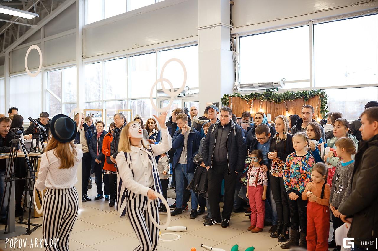 Премьера LADA XRAY Cross в Новочебоксарске