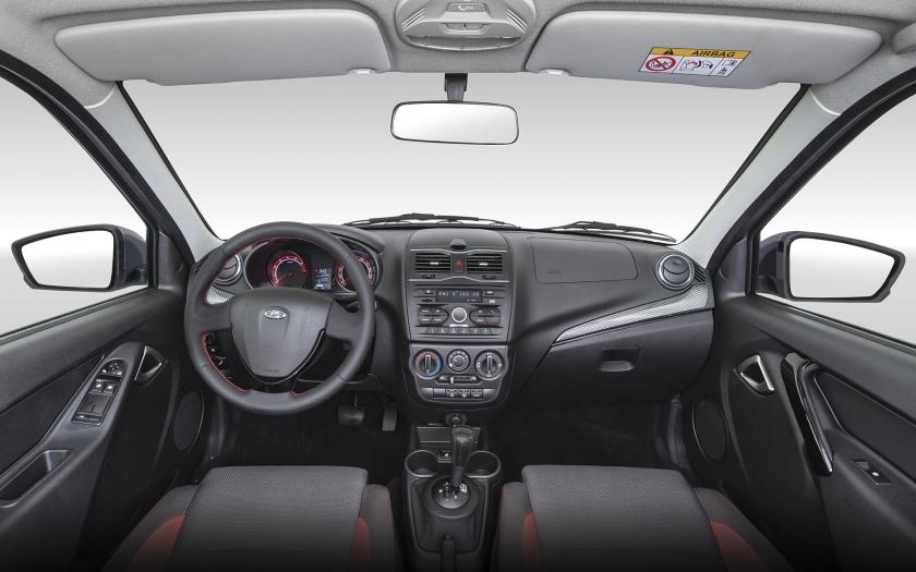 LADA Granta Drive Active - старт производства