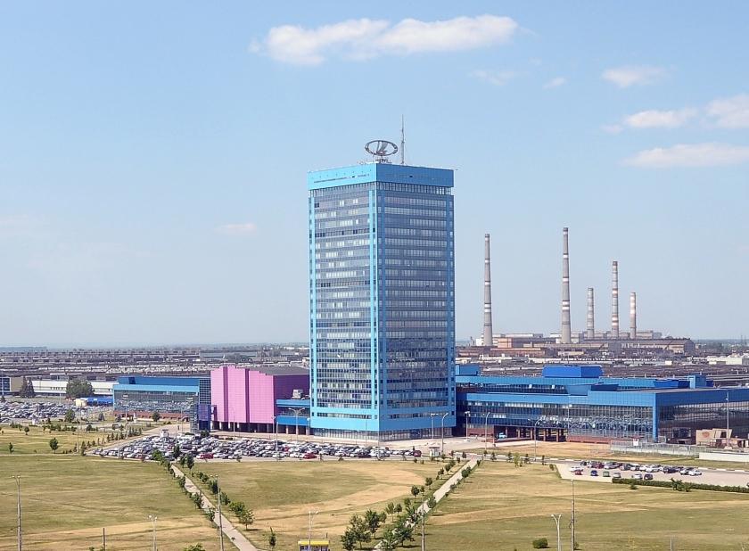 Владимир Путин наградил работников ПАО ''АВТОВАЗ''.