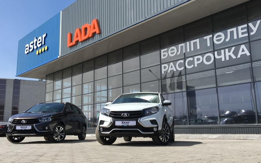 АВТОВАЗ номинировал нового дистрибьютора в Казахстане