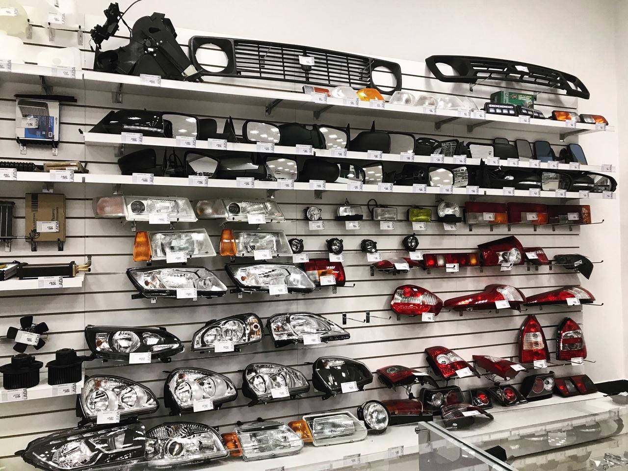 ВНИМАНИЕ! ВНИМАНИЕ! В Тюмень-АВТОВАЗ открылся новый магазин оригинальных автозапчастей и аксессуаров!