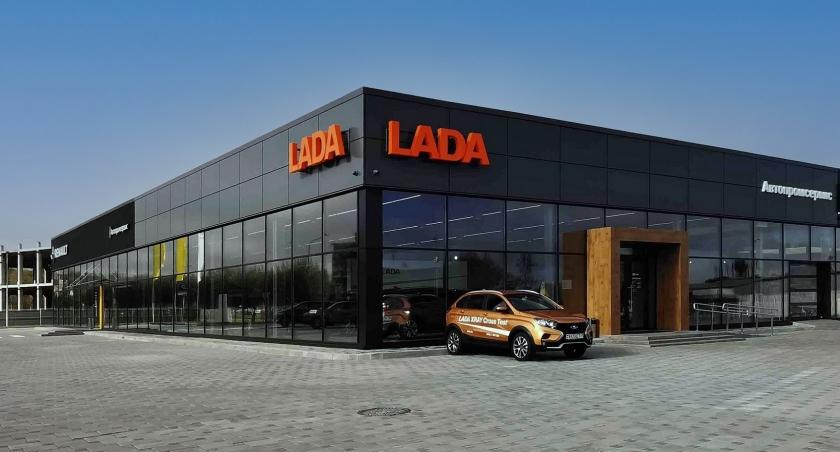 LADA: новый автоцентр открылся в Беларуси