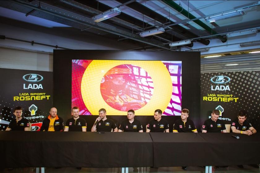 LADA Sport ROSNEFT: в новый сезон в обновленном формате