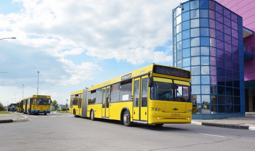 Оснащение автобусов