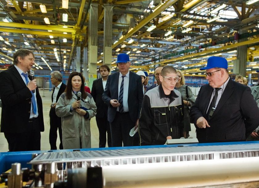 Новое производство в Индустриальном парке АВТОВАЗа