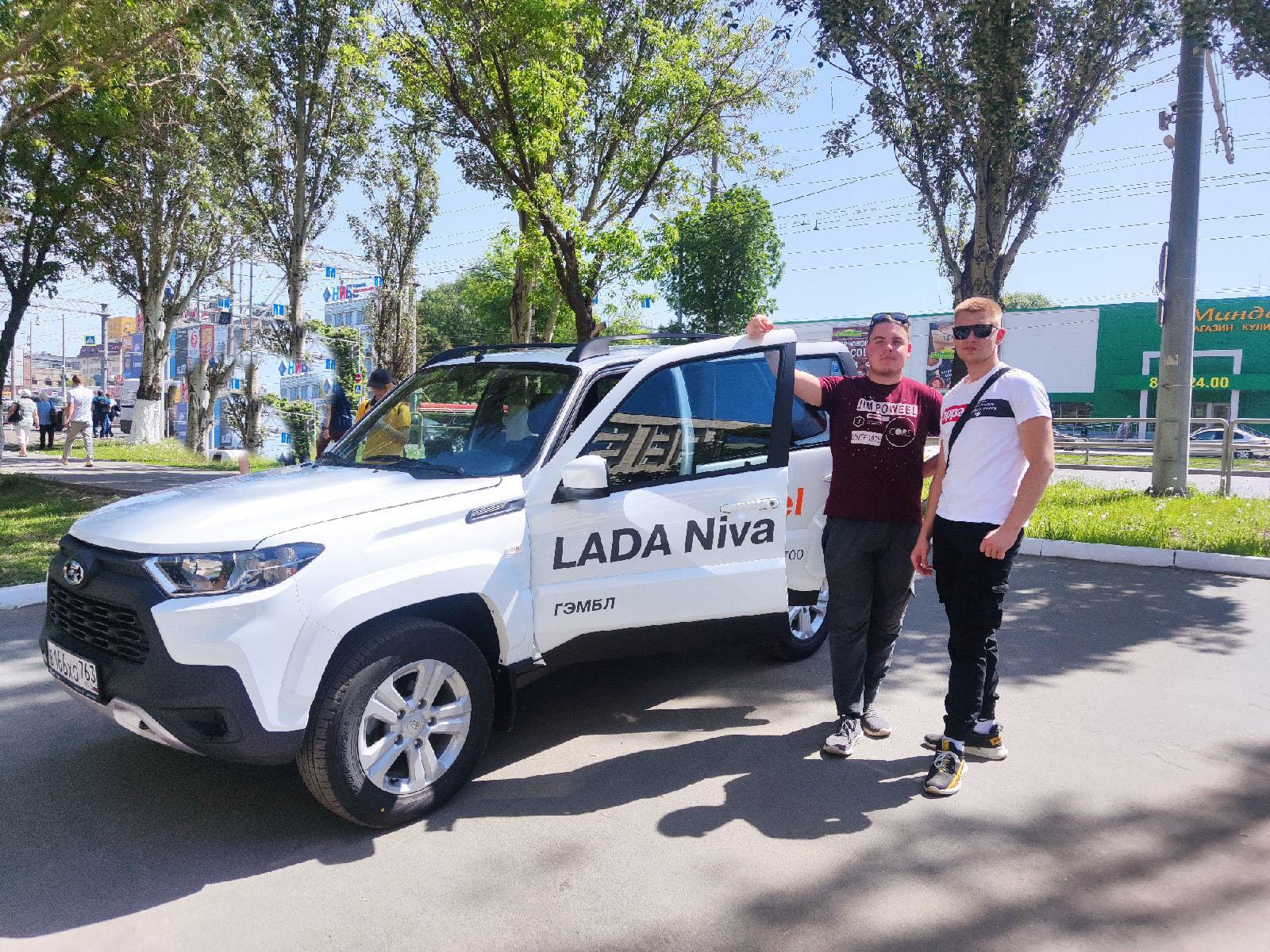В Самарском университете состоялся карьерный OPEN AIR при поддержке LADA