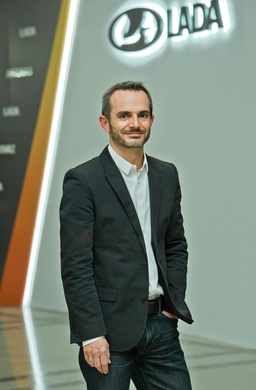 Новый директор по дизайну LADA