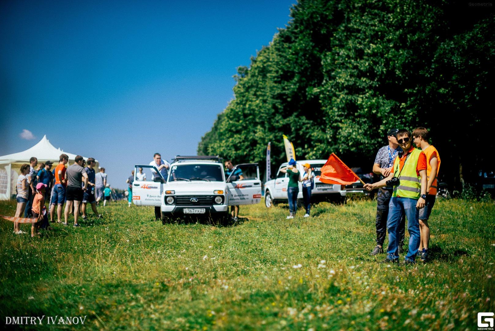 ''Нивоводы'' Чувашии 15 июля посетили фестиваль в честь «40-летия LADA 4x4»