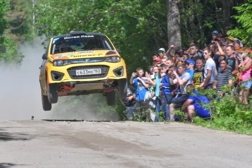 Финальная гонка LADA Rally Cup пройдет в Санкт-Петербурге