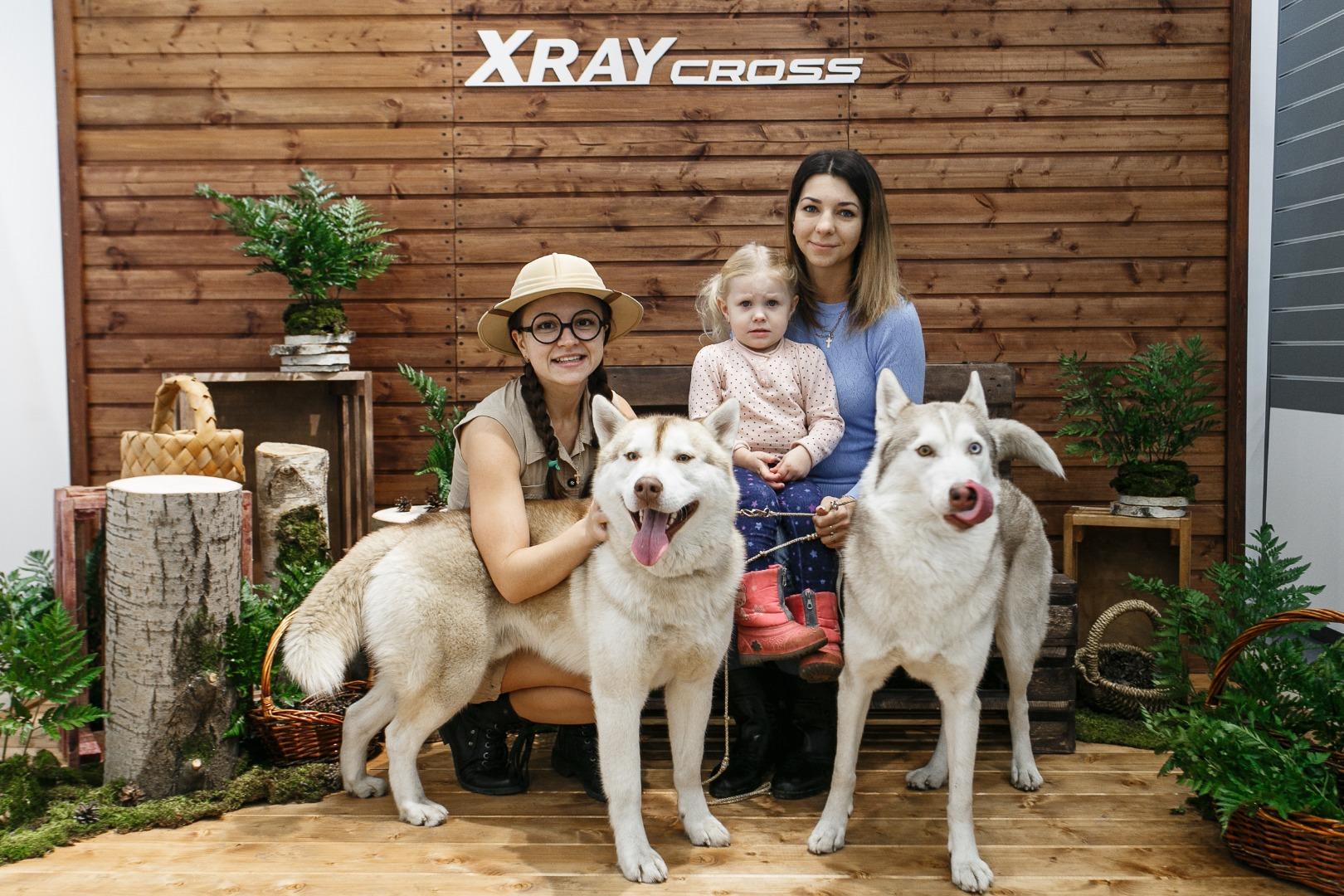 Презентация LADA XRAY Cross