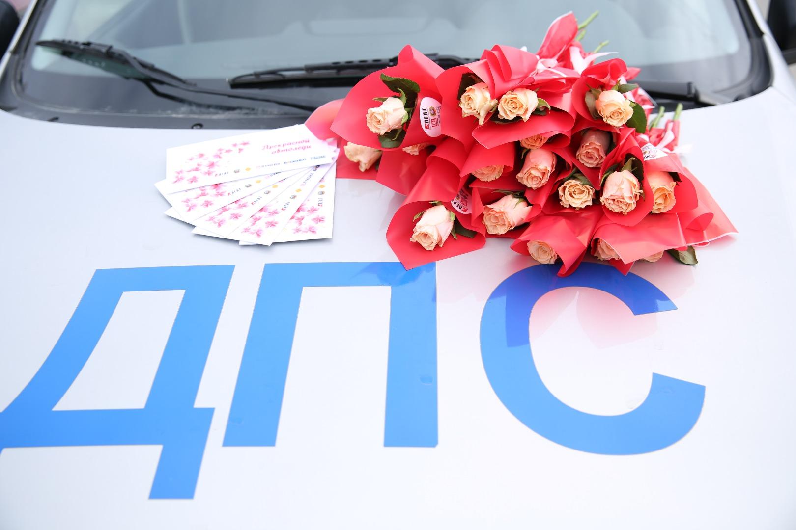 Цветочный патруль от группы компаний «АГАТ» снова в Волгограде