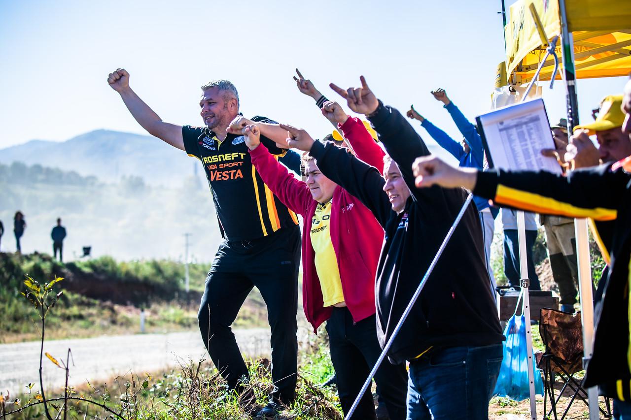 Окончание гоночного раллийного сезона ознаменовалось победой LADA SPORT ROSNEFT во всех классах