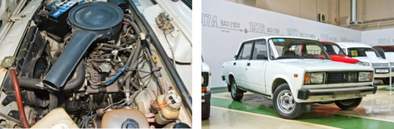 Интересные факты о ВАЗ-2105
