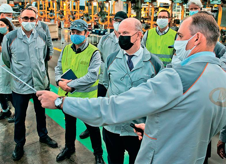 Президент «АВТОВАЗа» рассказал «Эксперту» о планах развития компании на ближайшие годы