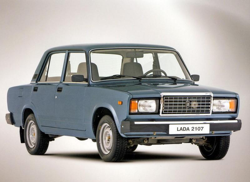 В каких российских городах больше всего автомобилей Lada?