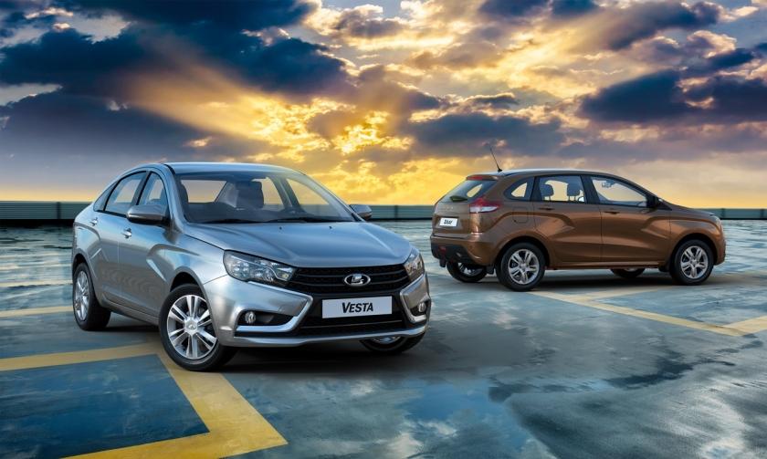 LADA увеличивает продажи автомобилей в июне 2017 года