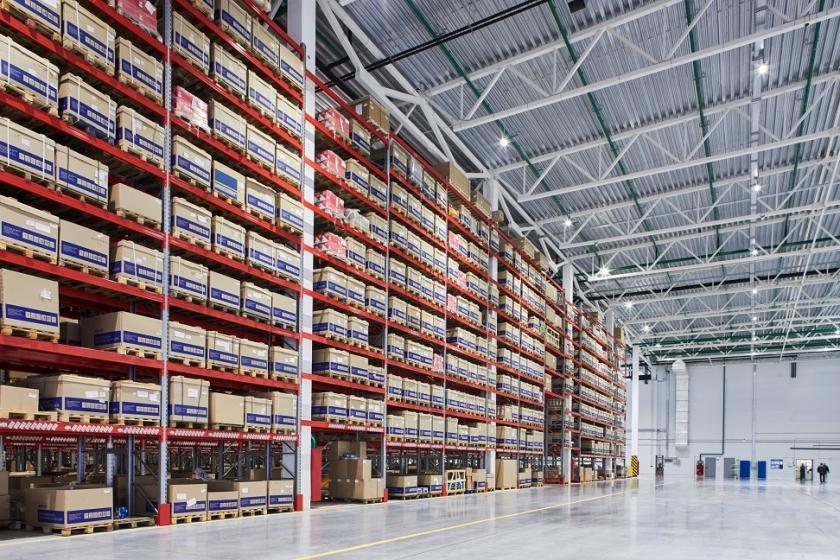 АВТОВАЗ открыл крупнейший региональный склад запчастей LADA