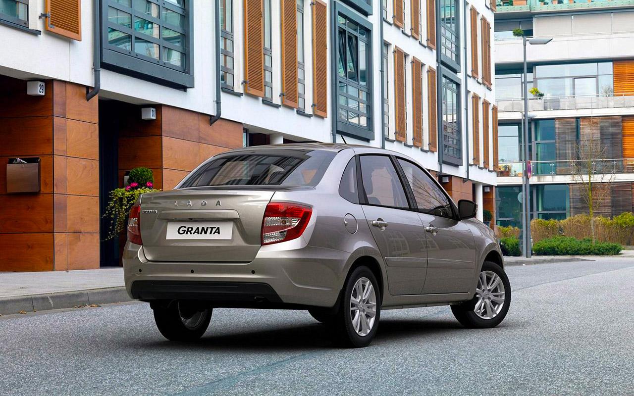 Стоимость автомобиля, которая погашается в течение срока кредита. GRANTA СЕДАН от 3 938 рубл. в месяц по цене от 531 900 рубл.